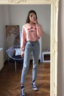 Aesthetic Outfits Ideas for Women stylish 14