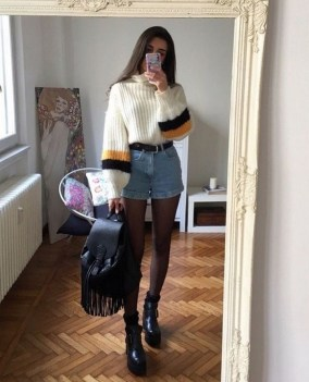 Aesthetic Outfits Ideas for Women stylish 22
