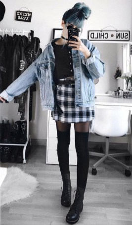 Aesthetic Outfits Ideas for Women stylish 28