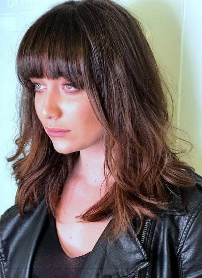 Curtain Bangs Hair Styles Ideas 06