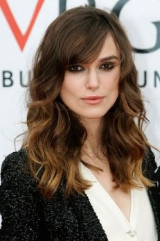 Curtain Bangs Hair Styles Ideas 11
