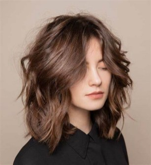 Curtain Bangs Hair Styles Ideas 38