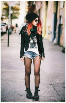 Grunge Outfits Casual Ideas in 2021 02
