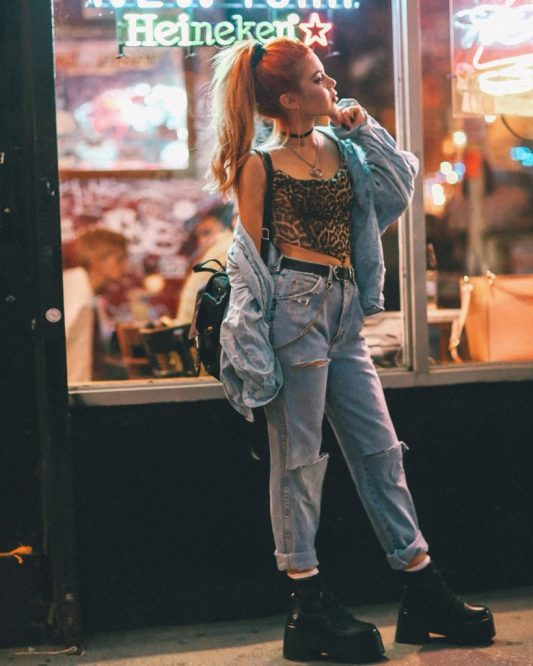 Grunge Outfits Casual Ideas in 2021 16