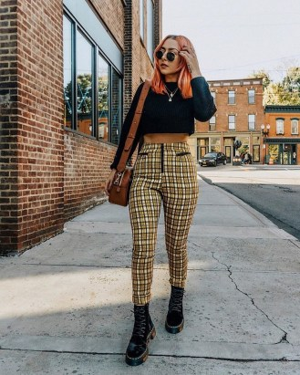 Grunge Outfits Casual Ideas in 2021 22