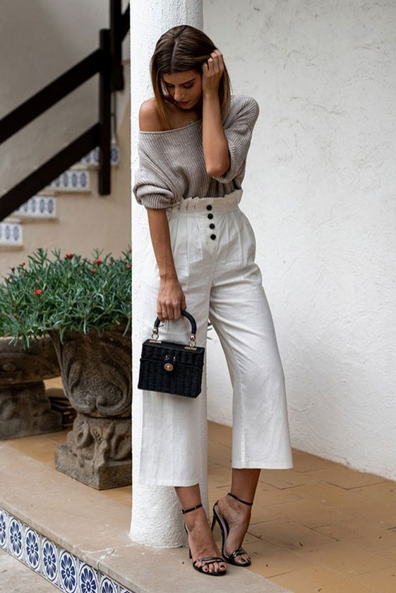 How To Style Casual Spring Outfits for Women 29