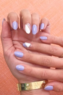 Inspiring Almond Shaped Nail for Girls 02
