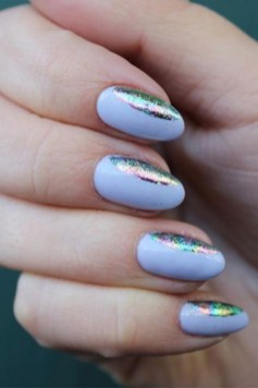Inspiring Almond Shaped Nail for Girls 26