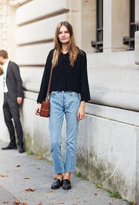 Mom Jeans Outfits Ideas for 2021 33