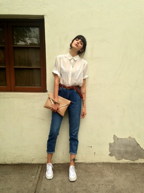 Mom Jeans Outfits Ideas for 2021 34
