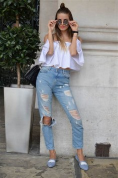 Mom Jeans Outfits Ideas for 2021 36