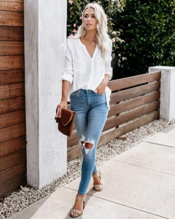 Mom Jeans Outfits Ideas for 2021 50