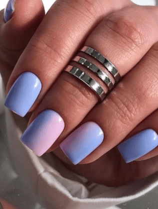 Spring Nail art Design and Colors Ideas For 2021 09