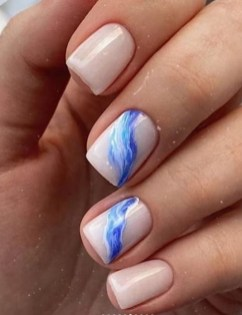 Spring Nail art Design and Colors Ideas For 2021 12
