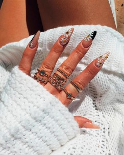 Spring Nail art Design and Colors Ideas For 2021 32