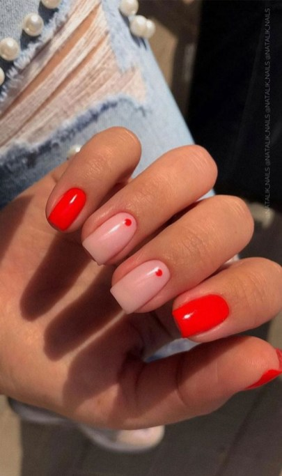 Spring Nail art Design and Colors Ideas For 2021 39