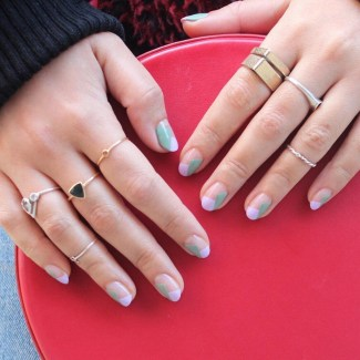 Spring Nail art Design and Colors Ideas For 2021 42