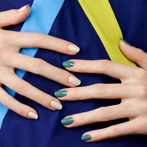 Spring Nail art Design and Colors Ideas For 2021 43