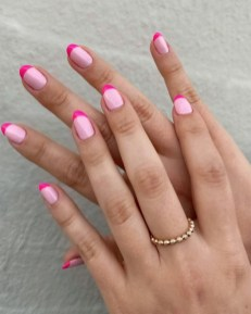Spring Nail art Design and Colors Ideas For 2021 46