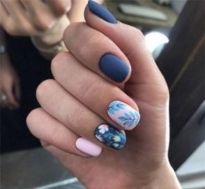 20 Adorable Fall Nail Art Ideas 07