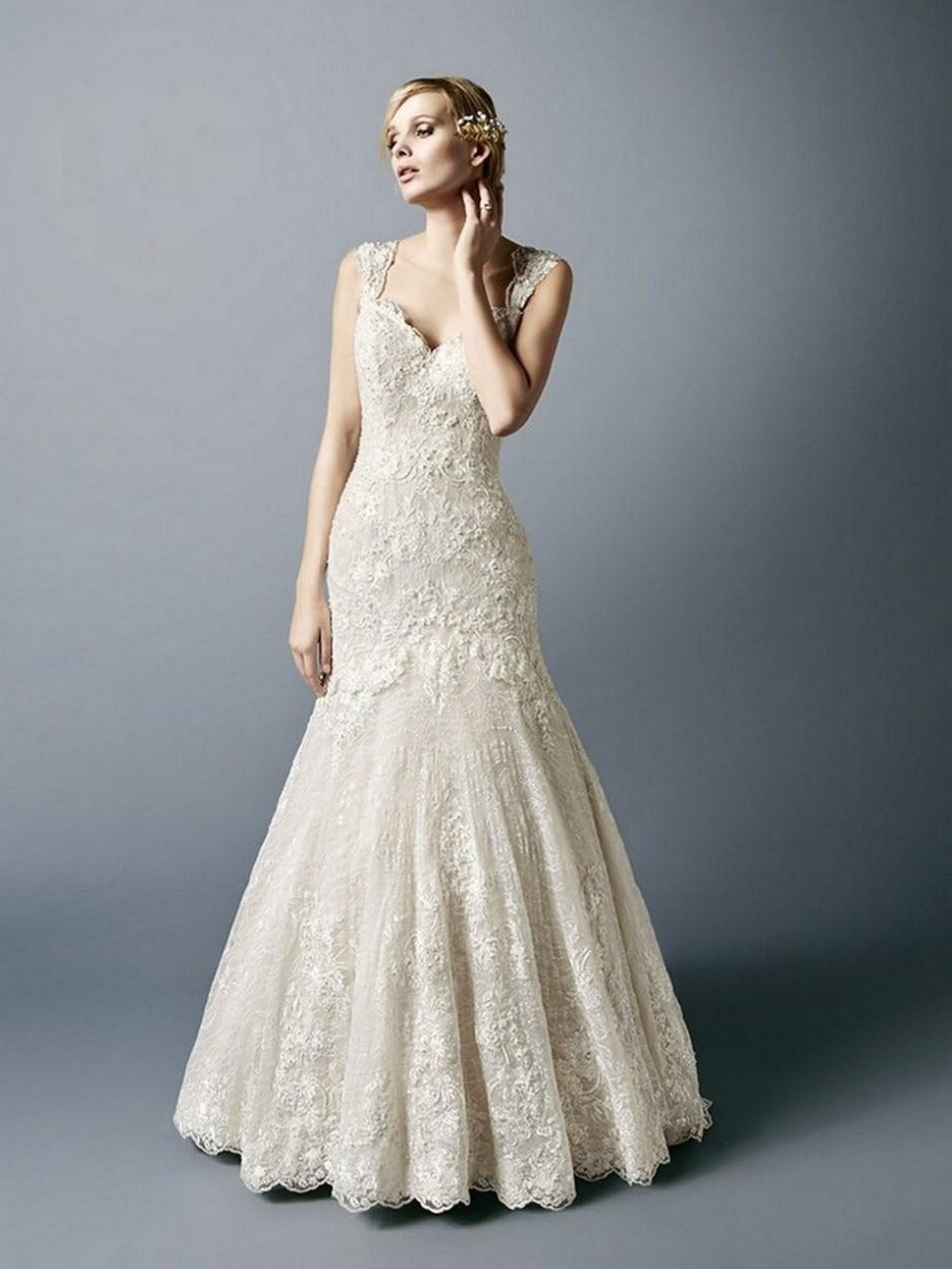 25 Adorable Wedding Dresses for Falll 25