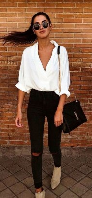 30 Fashionable Fall Outfits This Year 14