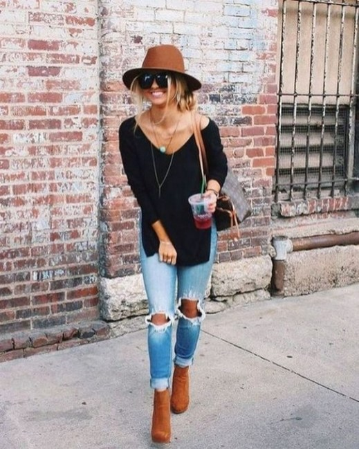 30 Fashionable Fall Outfits This Year 29