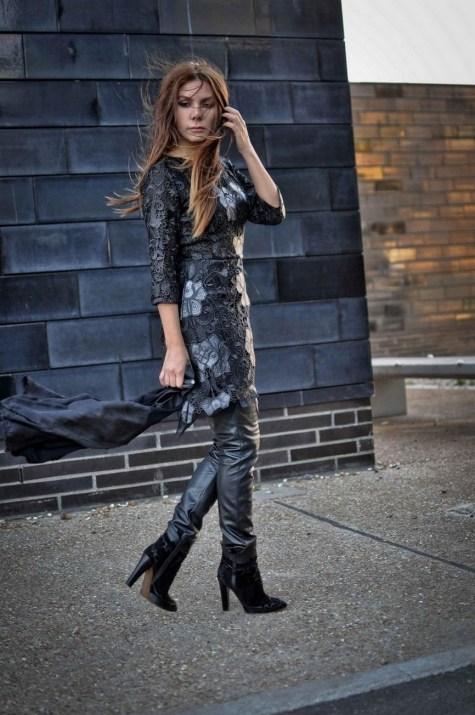30 Stylish fall boots women outfit ideas 11