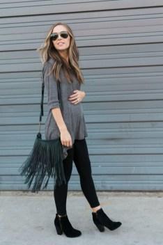 30 Stylish fall boots women outfit ideas 14