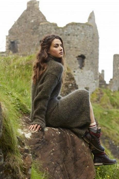 30 Stylish fall boots women outfit ideas 21