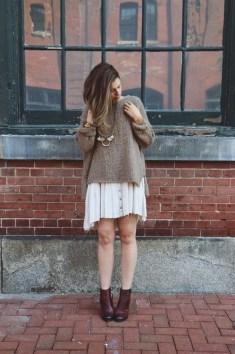 30 Stylish fall boots women outfit ideas 23