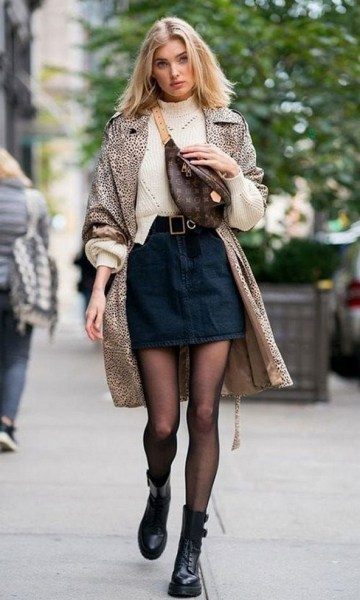 45 Fashionable Fall Outfits This Year 37