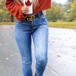 45 Fashionable Fall Outfits This Year 38