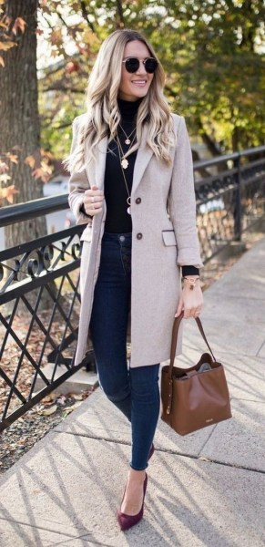 45 Fashionable Fall Outfits This Year 42