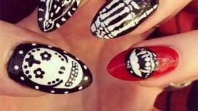 50 Cute Halloween Nail Art You Will Love 06