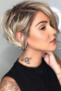 60 Dare to be Sexy with Short Hairstyle Look 26