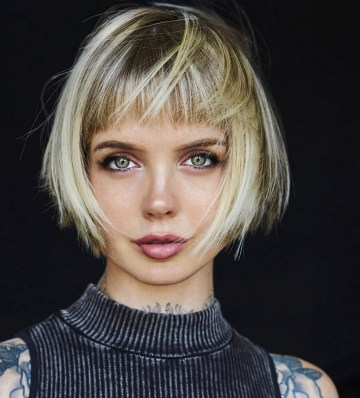 60 Dare to be Sexy with Short Hairstyle Look 37