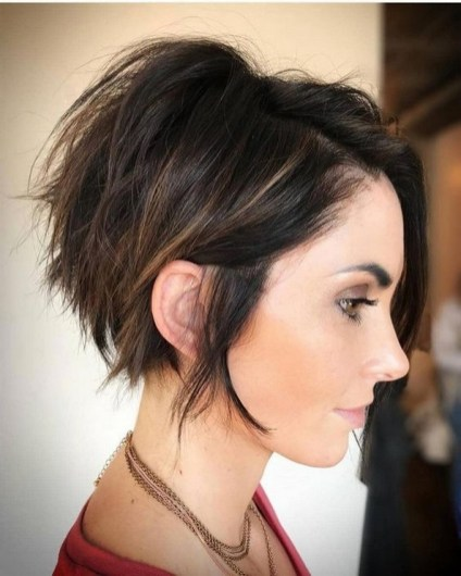 60 Dare to be Sexy with Short Hairstyle Look 64