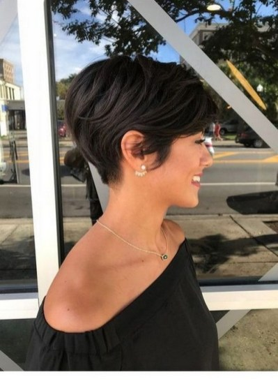 60 Dare to be Sexy with Short Hairstyle Look 66