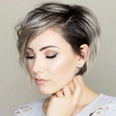 60 Dare to be Sexy with Short Hairstyle Look 9