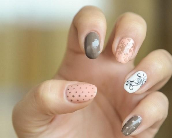 20 Cute Nail Art Designs Creative idea 01