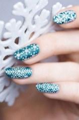 25 Fun Winter Nail Design Ideas 20
