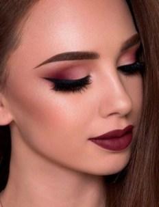 49 Ideas Glam Valentines Night Makeup Look 49