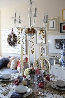 50 How to Arrange a Dining Table for Christmas Occasion 19