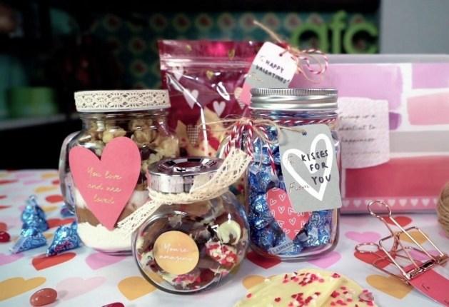 50 Inspiring Romantic DIY Valentines Gift Ideas 8