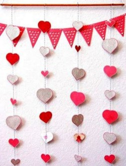 50 Romantic Valentines Party Decoration You Need to See 13