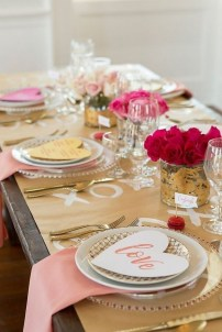 50 Romantic Valentines Party Decoration You Need to See 18