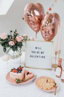 50 Romantic Valentines Party Decoration You Need to See 19