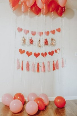 50 Romantic Valentines Party Decoration You Need to See 2