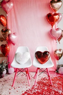 50 Romantic Valentines Party Decoration You Need to See 51